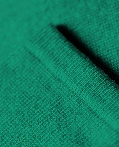Pullover | Sweater | Maglione Dolcevita da Donna 100% Cachemire (XS-XXL) Foresta Pluviale Verde