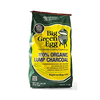 Big Green Egg Premium Holzkohle, Sack a 9 kg / CP
