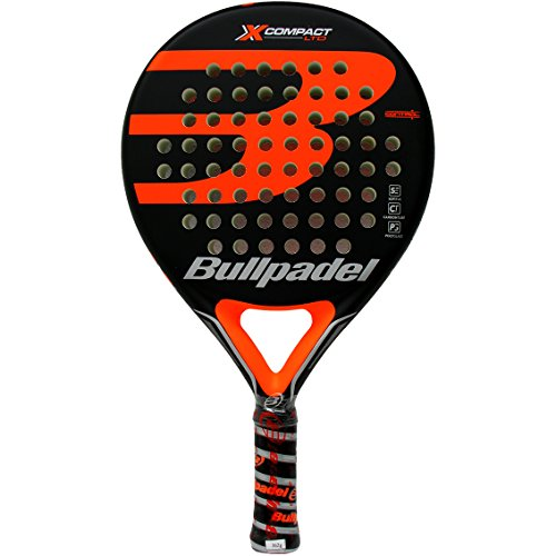 Bull padel X-Compact Raquette de padel Orange