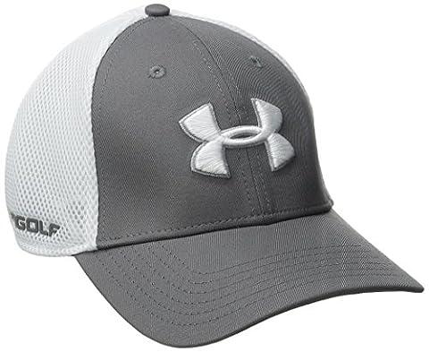 Under Armour 2016 Golf Mesh Stretch 2.0 Hat Structured Mens