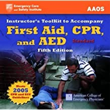 First Aid, Cpr, Aed Stand Instructor's Toolkit