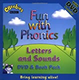 Learn at Home:Fun with Phonics: Letters and Sounds Pack (Watch and Learn)