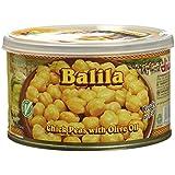ORIENTAL DIWAN Pois Chiches à l'Huile d'Olive 380 g - Lot de 4