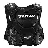Thor Guardian MX Roost Deflector Motocross MTB Brustpanzer schwarz