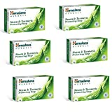 Himalaya Herbals Neem and Turmeric Soap,...