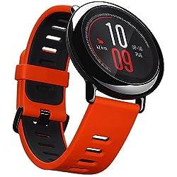 Amazfit PACE - Reloj Smartwatch Multideporte 1.34'' Táctil, Gps Y Bluetooth, Rojo