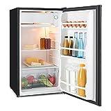 Klarstein Alleinversorger Nevera Clase A+ - Congelador , 5 niveles de control de temperatura ,...
