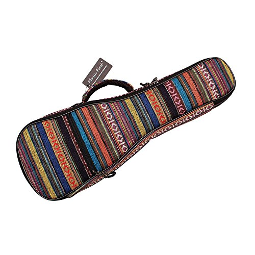 MUSIC FIRST COUNTY STYLE SERIES UKULELE CASE