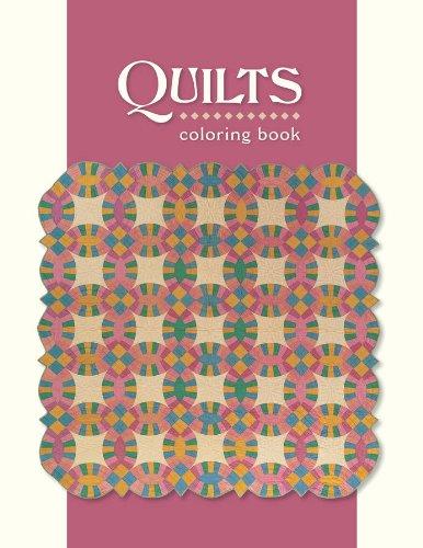 Quilts Color Bk -