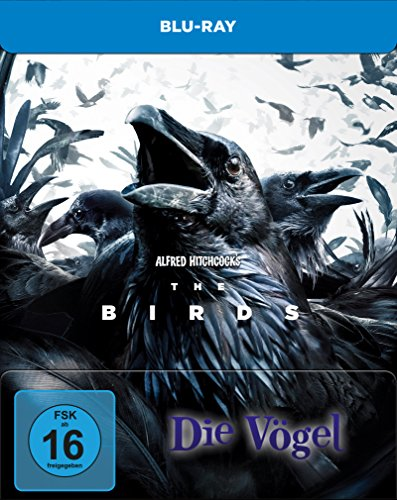 Die Vögel - Limited Steelbook [Blu-ray] [Limited Edition]