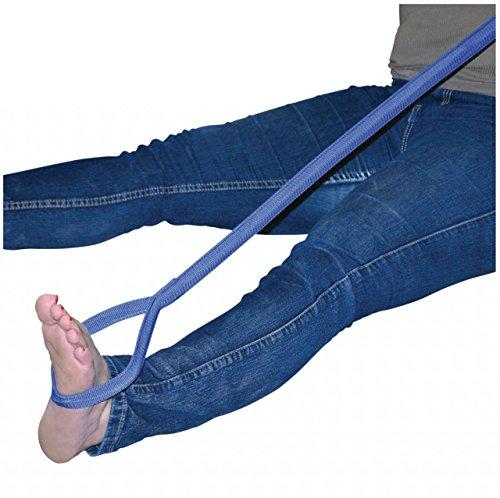 Mobility Choices Handlich Beinhebehilfe Hilfe mit Single Griff Schlaufe