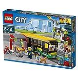 Lego 60154 Estación de Autobuses, Multicolor