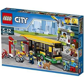 Le City De Construction Conteneurs Terminal À Jeu 60169 Lego Lj4R53A