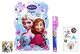 Air-Val Disney Frozen Wundertüten mit je 3 Überraschungen: Eau de Toilette Stift 9.5 ml mit Tattoos und Lesezeichen, 1er Pack (1 x 24 Stück)