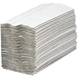 Q Connect 1-ply 2work Hand Towel - White (Pack of 2955)