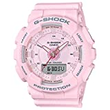 G-Shock By Casio Unisex S Series GMAS130-4A Watch Pink