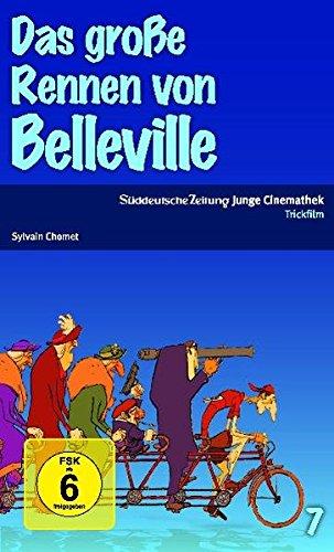 Das große Rennen von Belleville, 1 DVD