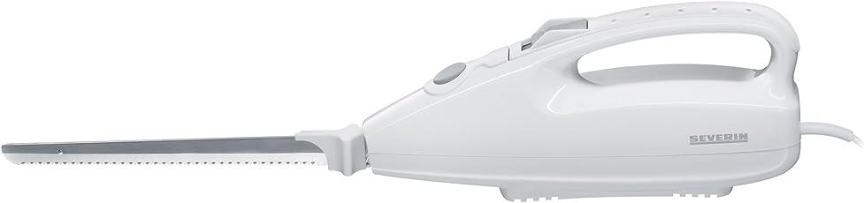 Severin EM 3965 Elektromesser (100 Watt, Kunststoff) weiß