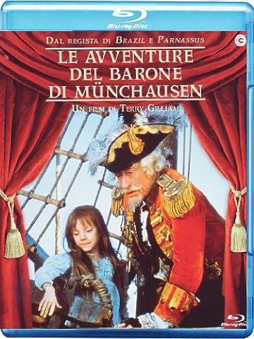 Le avventure del barone di Munchausen [Blu-ray] [IT