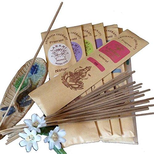 Räucherstäbchen Räucherwerk Meditation Weihrauch Holy Smokes Sandelholz Werk Kerze Duftauswahl Material Bali Flower