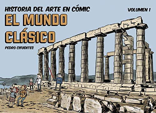 Historia del arte en cómic. El mundo clásico