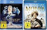 Die unendliche Geschichte + Momo im Set - Deutsche Originalware [ 2 Blu-rays]