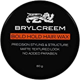 Brylcreem Bold Hold Hair Wax, 80 gm
