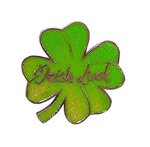 'Irish Kleeblatt Glücksbringer Kühlschrank-Magnet (Kleeblatt-magnet)