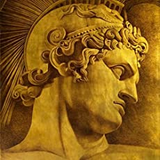 Mariani Fresken–Giclee Condottiere Gold