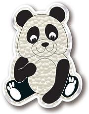 TheraPearl Pals Kinder Kalt-/Warm-Therapie-Kompresse, Ping der Panda, nicht giftig, wiederverwendbar, Tierdesign, flexibel, für Verletzungen, Schwellungen, Schmerzlinderung, Bienenstiche