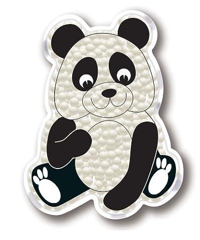 TheraPearl Kinder Pals, Ping der Panda, NICHT GIFTIG wiederverwendbar Tierdesign Hot Cold Therapie Pack, flexible Komprimieren für Verletzungen, Schwellungen, Schmerzlinderung, Bee Stiche