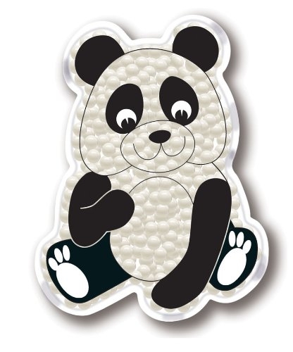 therapearl-childrens-pals-ping-the-panda-non-toxic-reusable-animal-shaped-hot-cold-therapy-pack-flex