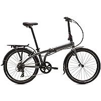 """Tern Faltrad Node C8 24"""" 8 Gang Klapp Fahrrad City Rad Faltbar Gepäckträger Kompakt Alu, CB17GVCO08HMRHH23"""