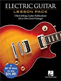 Best Guitar Dvds - Electric Guitar Lesson Pack 4 Books & 1 Review