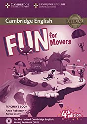 Fun for Movers Teacher's Book with Downloadable Audio