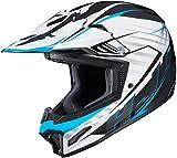 Hjc cl-xy Youth 2BLAZE mc-2motorcycle off-road-helmet