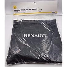 Renault Accesorios 8201612871 Pack Completo cortinillas traseras Renault Megane IV Set de 3