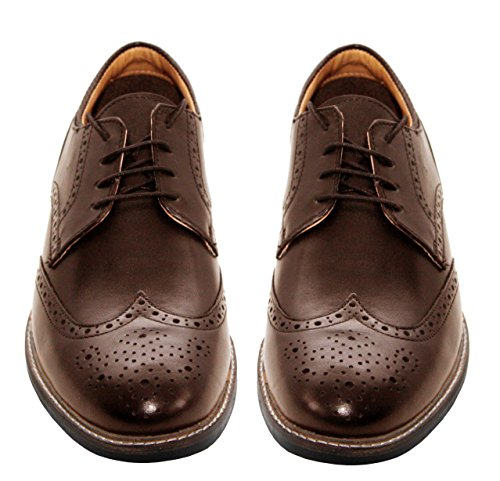 Red Tape - Brogue uomo Brown