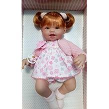 Munecas Guca 531 - Muñeca de bebé (38 cm), ...