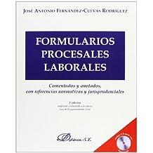 Formularios procesales laborales