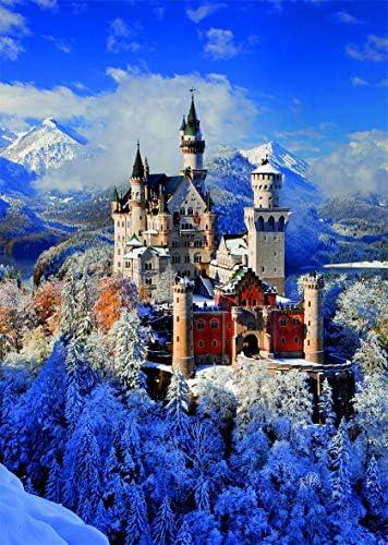 Bonnes vacances, bonne action Dino Toys 532601 Puzzle Neuschwanstein Jouet Jouet Jouet | Outlet  738335