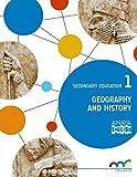 Geography and History 1. (Anaya English) - 9788467850970