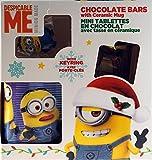 Despicable Me Minions Geschenk Box Set - Tasse, Schokolade, Schlüsselanhänger