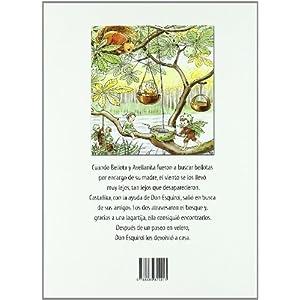 Las aventuras de bellota avellanita y castañita (serie verde)