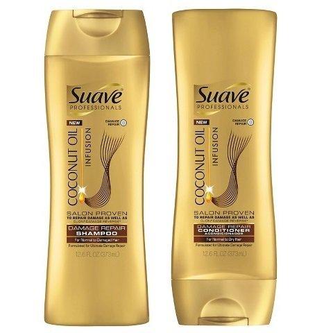 suave-professionals-coconut-oil-infusion-damage-repair-shampoo-conditioner-126-fl-oz-each-by-suave