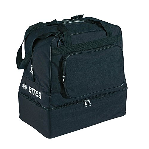 Basic Errea Sports Bag Black by Errea