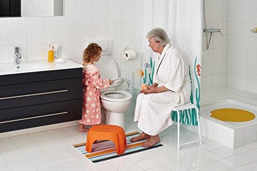 RIDDER WC-Sitz Generation mit Soft-Close weiß