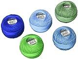 Handy Hands Juego Práctico de Especialidad de Manos Lizbeth Cordonnet algodón tamaño 20–Lagoon Mix