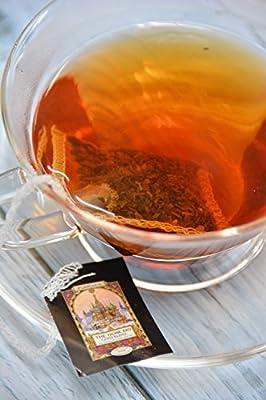Coffret thé noir biologique goût Russe - 24 infusettes