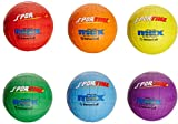 SportimeMax UniverCells - Juego de 6 pelotas de agua, varios colores